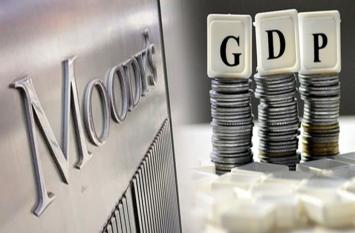 मूडीज ने जीडीपी अनुमान घटाकर 9.6 फीसदी किया