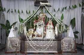 Jaipur गोविंददेवजी का ज्येष्ठाभिषेक