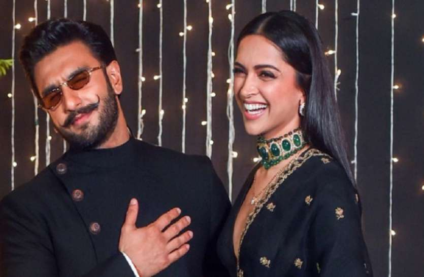 Deepika Padukone was impressed by Ranveer Singh's look, made a romantic comment on the picture