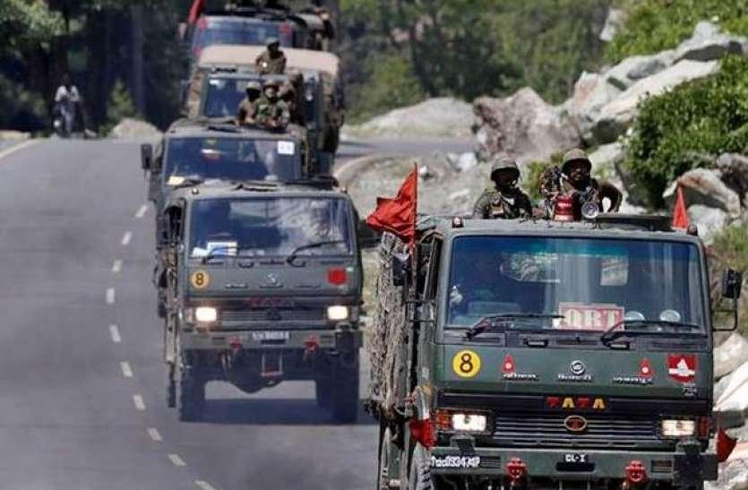 भारतीय सेना का बड़ा फैसला, चीन से तनानती के बीच सीमा से हटाएं जाएंगे 40 साल पुराने लड़ाकू वाहन