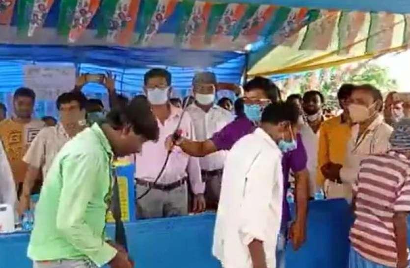 पश्चिम बंगालः बीजेपी के 150 नेताओं ने थामा टीएमसी का दामन, कोरोना काल में ऐसे हुआ शुद्धिकरण
