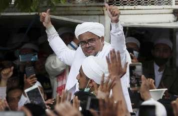 इंडोनेशिया: मुस्लिम धर्मगुरू ने छिपाई कोरोना संक्रमण की रिपोर्ट, चार साल की कैद