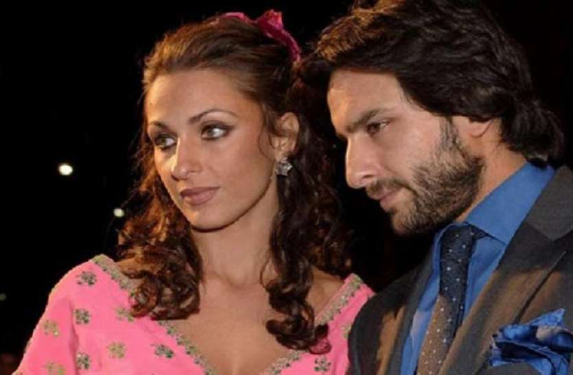 Foreign Girl Was The Reason Behind The Divorce Of Saif Ali Khan And Am