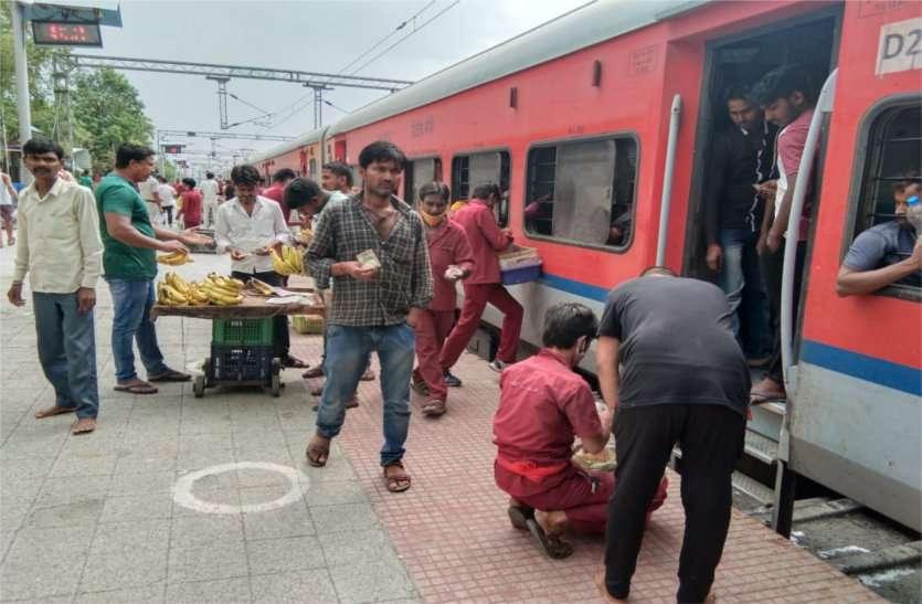 इतवारी-छिंदवाड़ा पैसेंजर ट्रेन से पूरा नहीं हो रहा मकसद