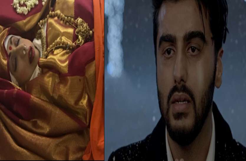 Arjun Kapoor Revealed About His Step Mother Sridevi Death Time