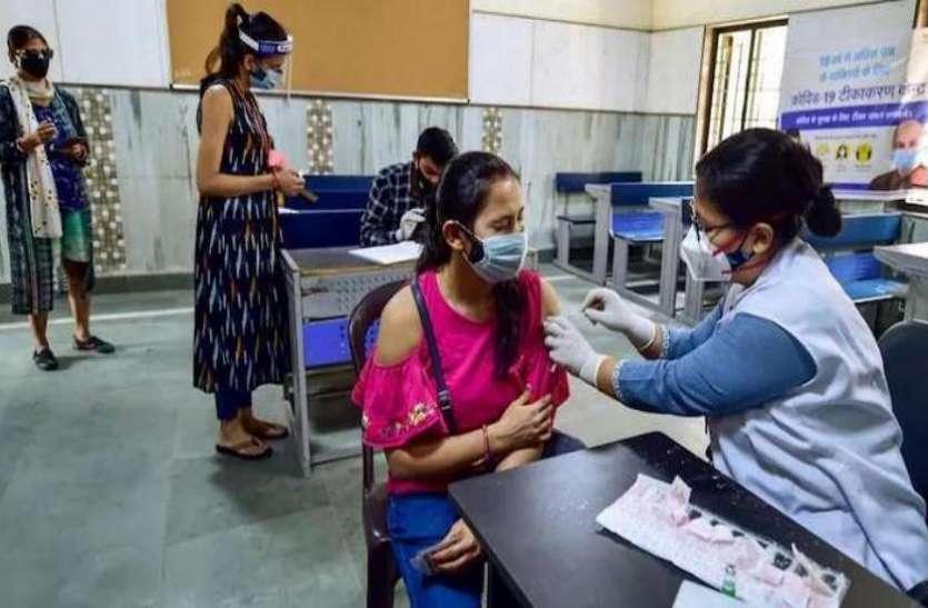 एक हफ्ते में लगाए गए 4 करोड़ टीके, दिसंबर तक टीकाकरण का लक्ष्य पाने की दिशा में देश
