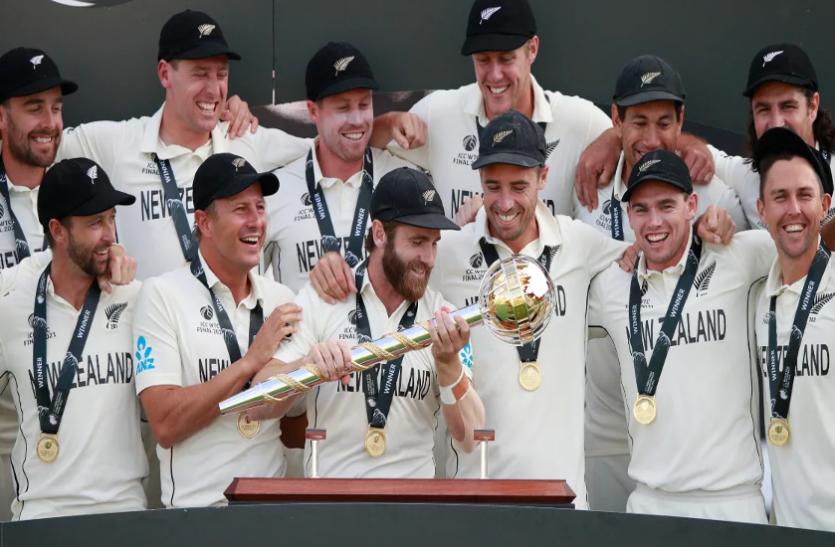 टेस्ट चैम्पियन न्यूजीलैंड टीम का स्वदेश लौटने पर नहीं होगा भव्य स्वागत, ये है बड़ी वजह