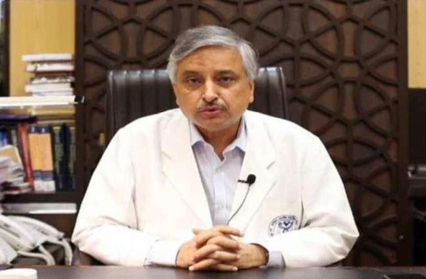 दिल्ली में ऑक्सीजन रिपोर्ट विवाद पर एम्स प्रमुख रणदीप गुलेरिया का बयान, कहा- अभी फाइनल रिपोर्ट नहीं आई