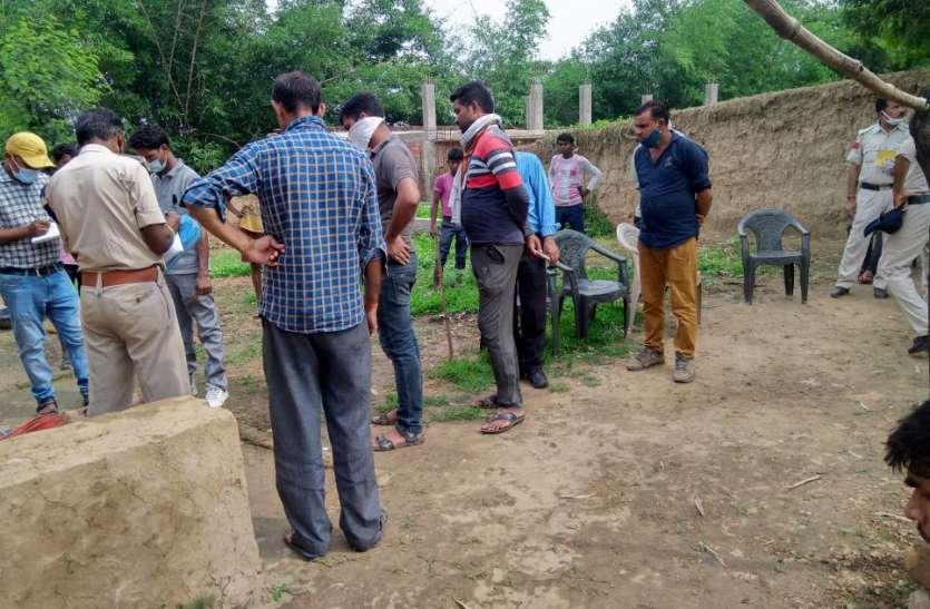 प्रेमिका की हत्या कर घर में दफनाया शव, कब्र खोदकर पुलिस ने निकाला शव