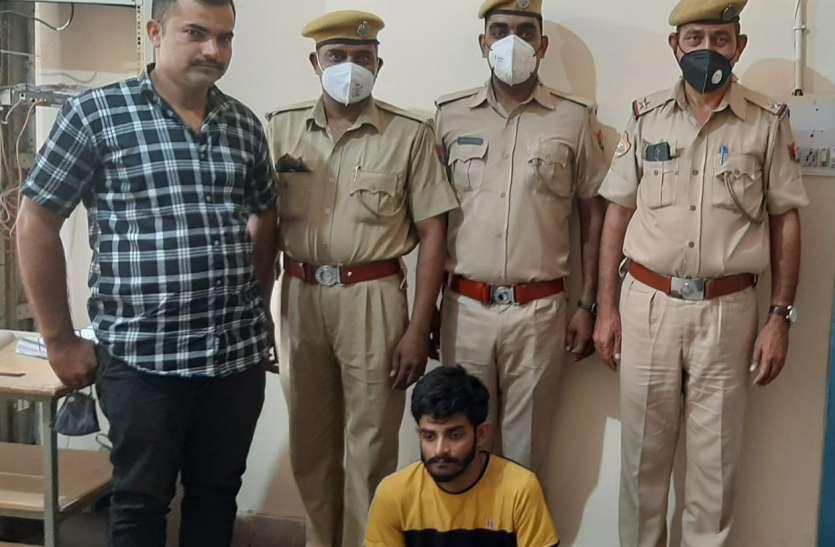 शातिर नकबजन और वाहन चोर गिरफ्तार