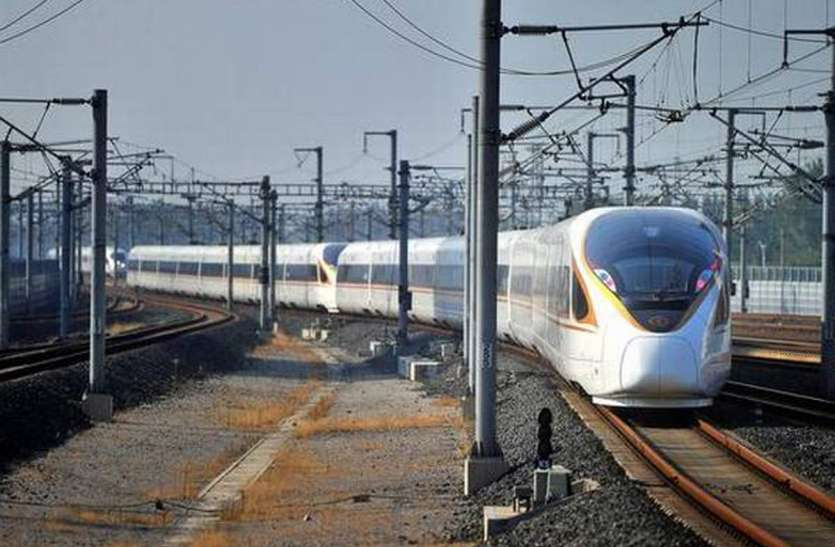 China Launches First Bullet Train In Tibet Close To Indian Border