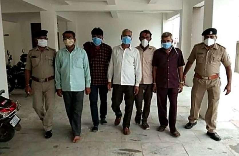 पैसों के लेनदेन में चांदखेड़ा से बिल्डर का अपहरण, सुरेन्द्रनगर से सकुशल छुड़ाया