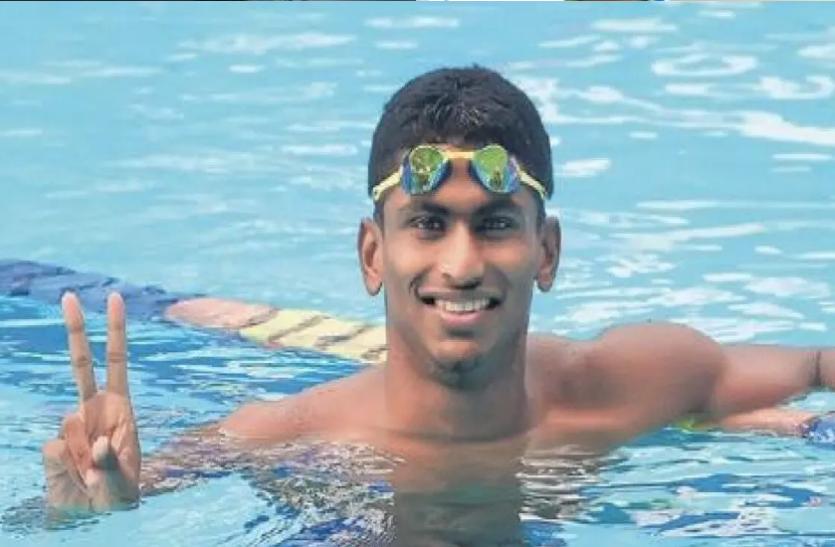 ओलंपिक 'A' कट में सीधे प्रवेश करने वाले पहले भारतीय तैराक बने साजन प्रकाश