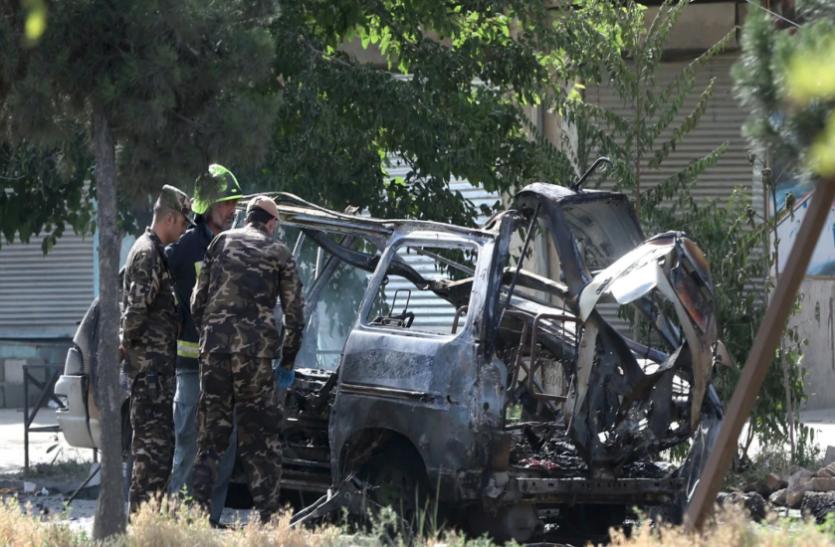 Terrorist attack in Parwan province, 11 injured including women and children