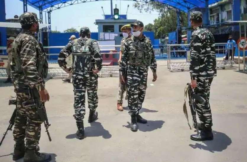 जम्मू में आर्मी कैम्प के ऊपर फिर दिखे दो ड्रोन, सुरक्षा बल के जवानों ने की फायरिंग