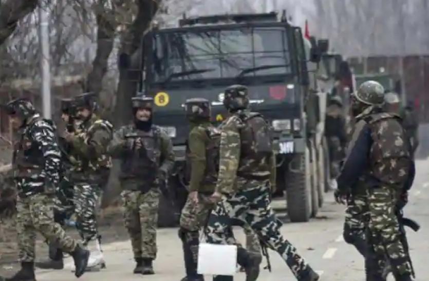 Jammu-Kashmir: आतंकी हमले में पत्नी और बेटी सहित पूर्व एसपीओ की मौत, डोगरा फ्रंट की मांग - सरकार करे पाक पर वार