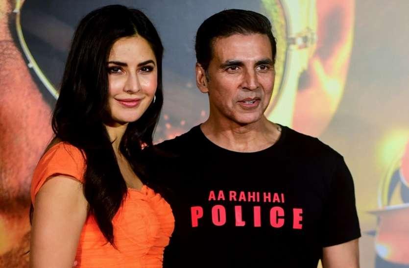 Katrina Kaif wanted to make Akshay Kumar brother by tying Rakhi