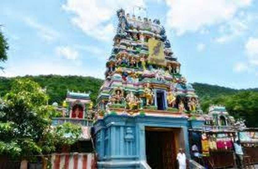 Madurai Alagar Temple