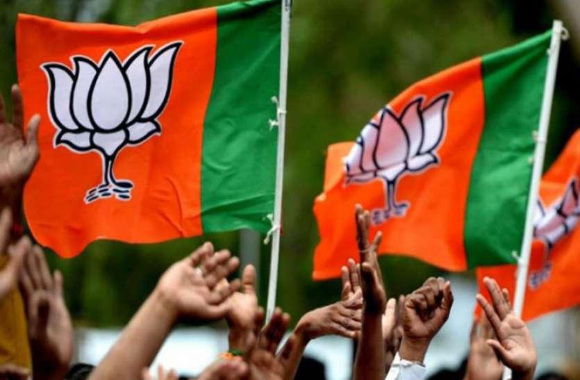 भाजपा की नई कार्यकारिणी घोषित, देखें किस क्षेत्र का रहा दबदबा