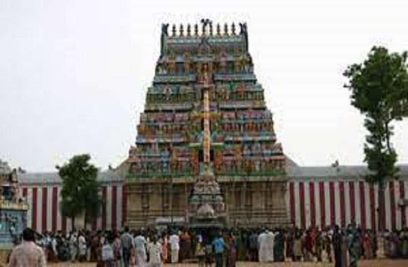 Tamil Nadu Murugan Temple