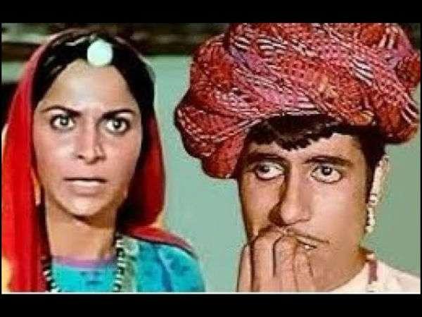 Amitabh Bachchan slapped by Waheeda Rehman