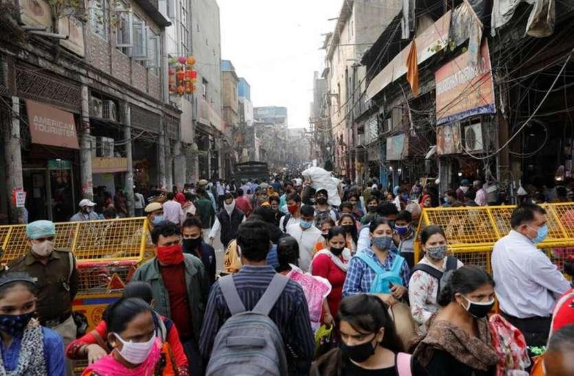 दिल्ली: कोरोना गाइडलाइन तोड़ने पर सरकार की बड़ी कार्रवाई, कई बाजार किए गए बंद