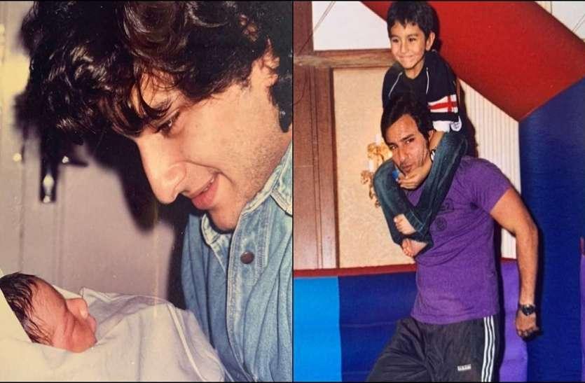 saif ali khan was not allowed to meet his kids sara and ibrahim