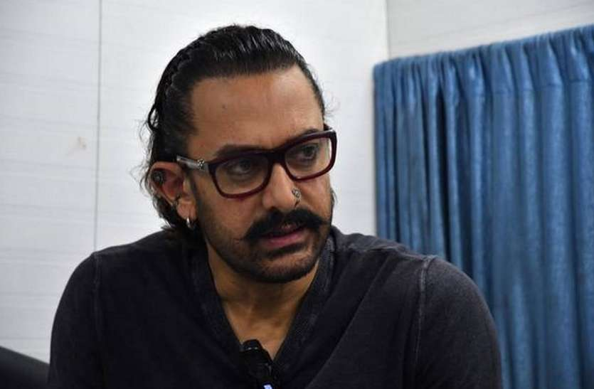 This was the reaction of Aamir Khan after listening to the song 'Bhaag DK Bose'