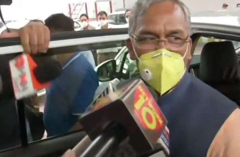 Uttarakhand में नए सीएम की तलाशः विधायक दल की बैठक से पहले तीरथ रावत ने किया इस बात का दावा