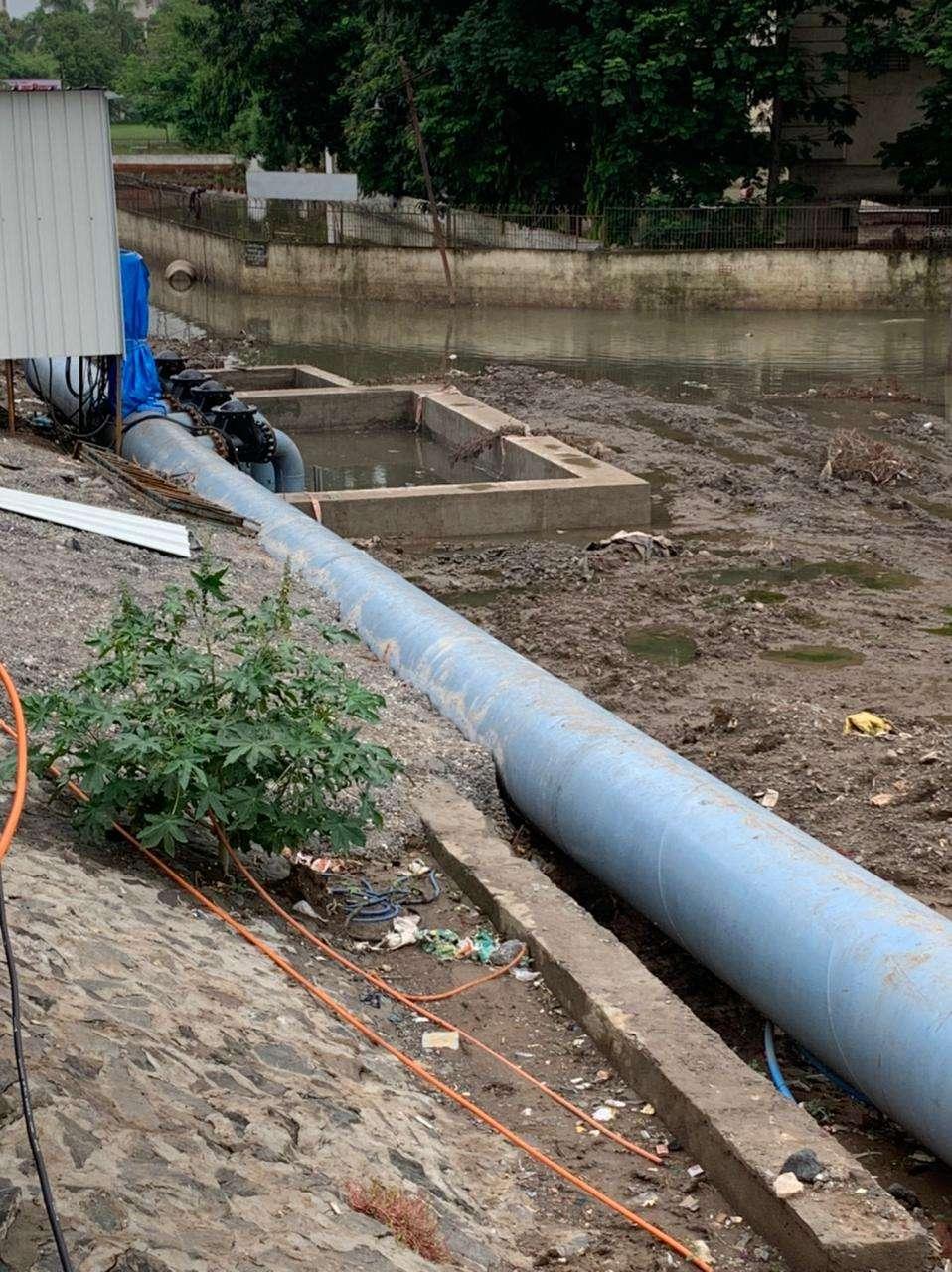 SURAT MAHANAGARPALIKA: परवत पाटिया क्षेत्र में जारी हरसंभव प्रयास