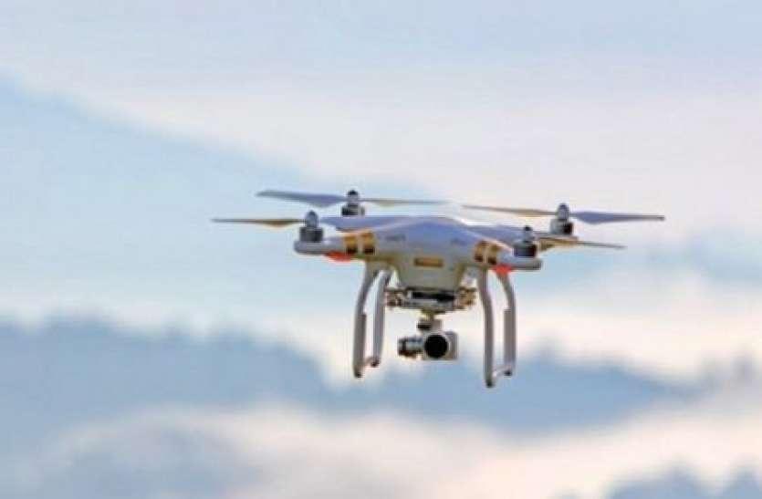इंटेलिजेंस ने जताई आशंका, राजस्थान में भी हो सकता है ड्रोन से हमला