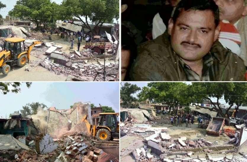 Bikru Scandal: बिकरू कांड की सबसे बड़ी वजह बनी छह बीघा जमीन का टुकड़ा, नहीं हल हुआ मसला