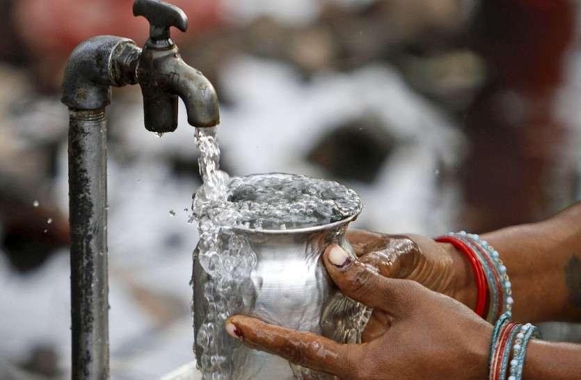 2390 गांवों के 4.30 लाख घरों में पहुंचेगा नल से पानी
