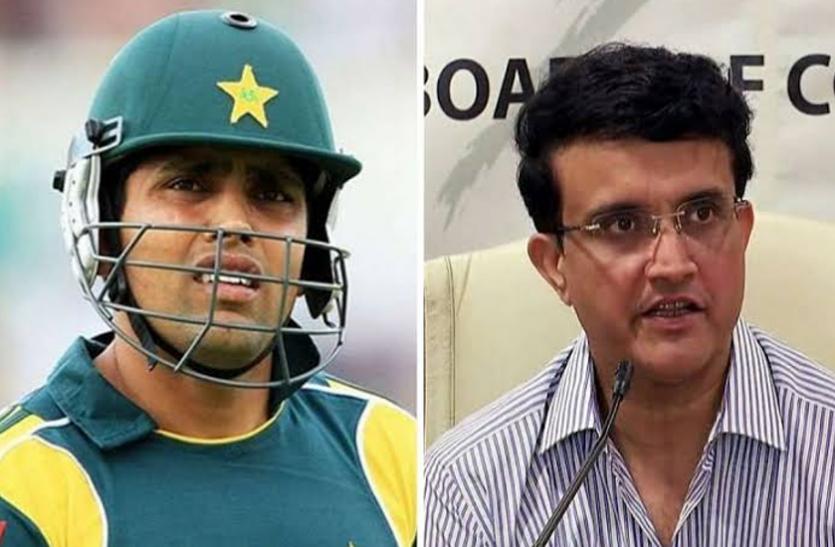 भारत-पाकिस्तान के बीच क्रिकेट सीरीज शुरू कराने में सौरव गांगुली साबित होंगे सबसे बड़ा फैक्टर: कामरान अकमल