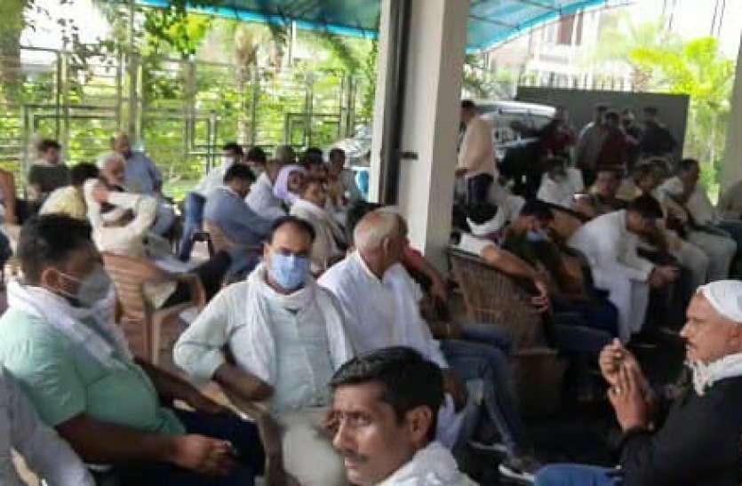 मुजफ्फरनगर में भी भाजपा का परचम, 34 में से 30 वोट लेकर वीरपाल विजयी