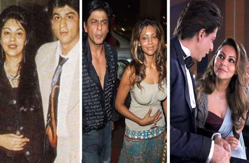 जब भरी महफिल में पत्नी गौरी से सबके सामने बोले शाहरुख खान- 'बुर्का पहनो और नमाज पढ़ो'