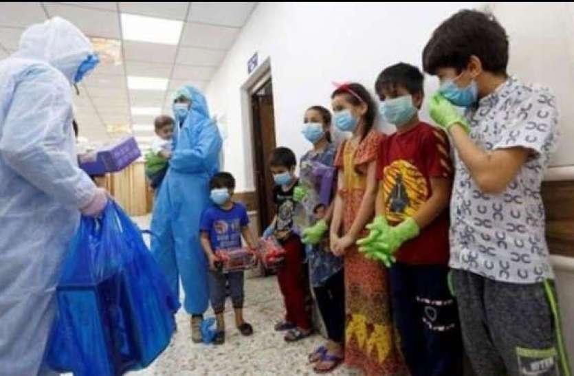 विशेषज्ञों का दावा- भारत में अक्टूबर-नवंबर  में चरम पर  होगी कोरोना संक्रमण की तीसरी लहर और यह बेहद घातक होगी