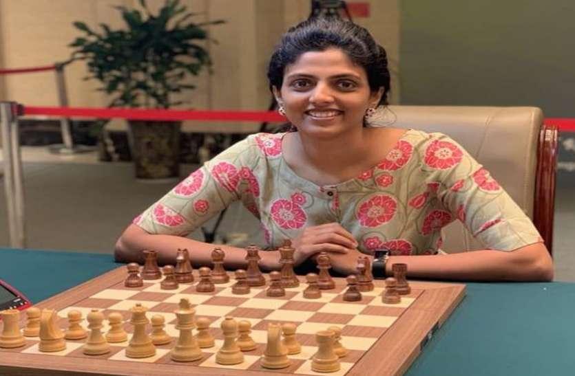 महिला स्पीड शतरंज चैंपियनशिप में उपविजेता रहीं भारत की हरिका