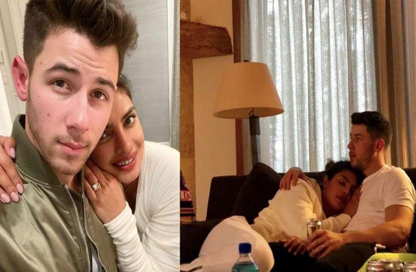 Nick Jonas sees Priyanka Chopra's face as soon as she wakes up every morning