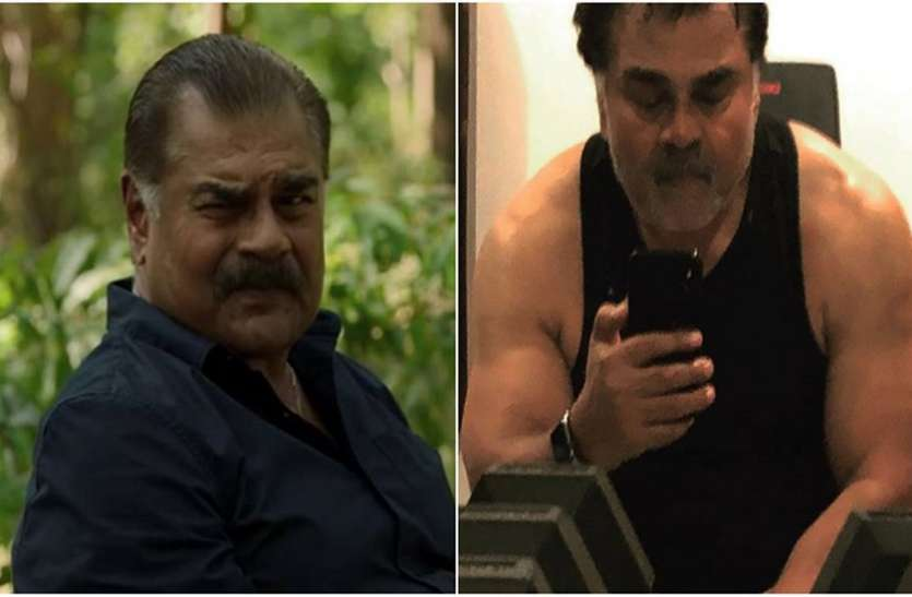 Sharat Saxena made a tremendous body at the age of 71, people were surprised to see the transformation