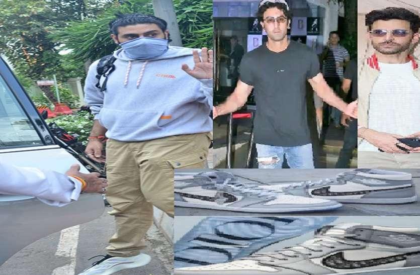 akshay kumar to abhishek bachchan these stars wear expensive sneakers