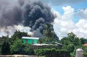 फिलीपींस का सैन्य विमान भीषण हादसे का हुआ शिकार, 45 की मौत