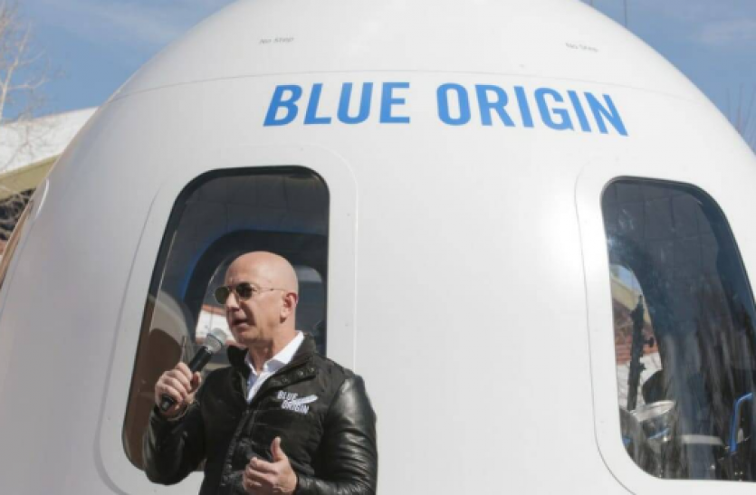 Jeff Bezos next step after Amazon Space travel will be accessible to everyone