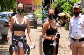मलाइका अरोड़ा कपड़ों की वजह से हुईं ट्रोल , ट्रैफिक पुलिसकर्मी को बताया असली हीरो
