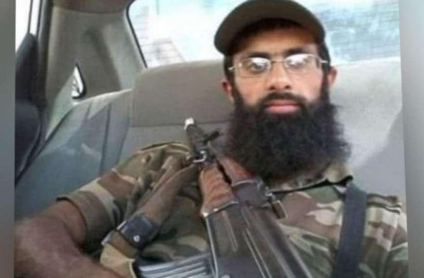 कश्मीर में सेना के जवानों को बड़ी कामयाबी, एनकाउंटर में मारा गया हिजबुल का टॉप कमांडर