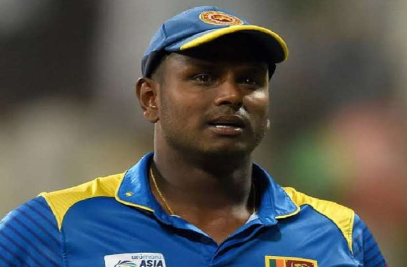 भारत के खिलाफ सीरीज से पहले श्रीलंका टीम को बड़ा झटका, संन्यास ले सकते हैं मैथ्यूज