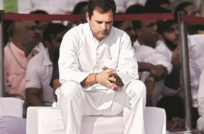 बिहार कांग्रेस में बड़े बदलाव की तैयारी! आज राज्य के सभी सांसदों और विधायकों से मिलेंगे राहुल गांधी
