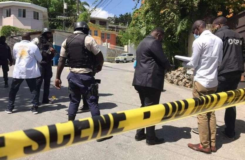 Four Suspected Killers Of Haiti President Jovenel Moise Are Shot Dead