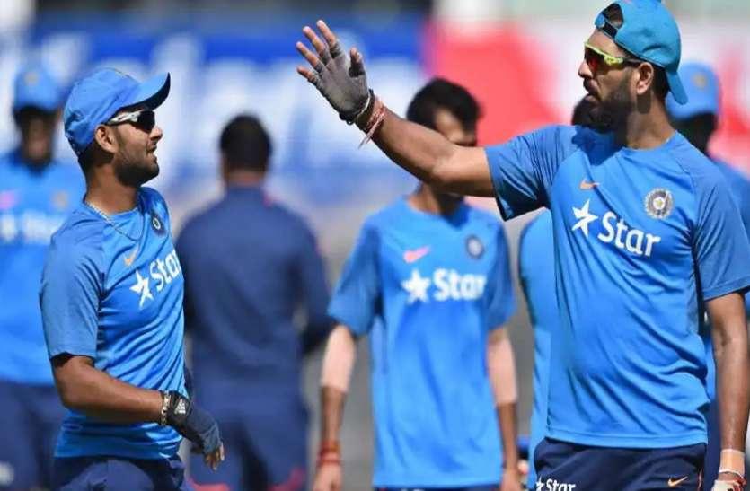 युवराज ने की टीम इंडिया के भविष्य के कप्तान की भविष्यवाणी