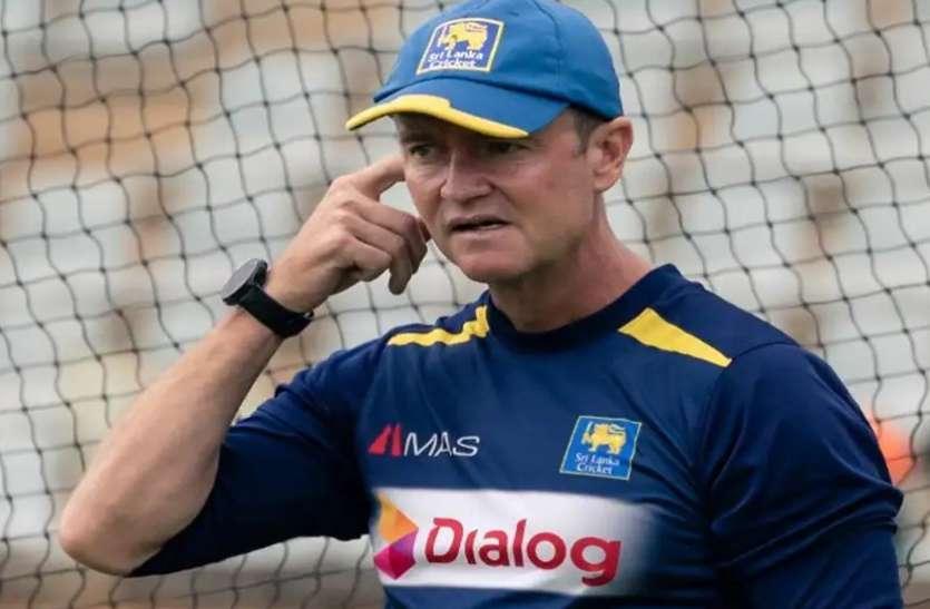 श्रीलंका के कोच ग्रांट फ्लावर को हुआ कोरोना, खतरे में भारत के खिलाफ वनडे सीरीज